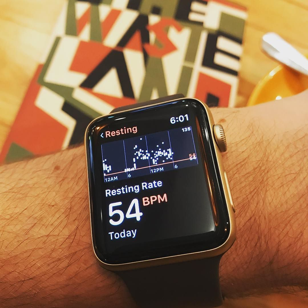 Over the last few days my resting heart rate has been under 60 bpm While  the normal resting heart rate for adults ranges from 6… | Apple watch, Heart  rate, Card io