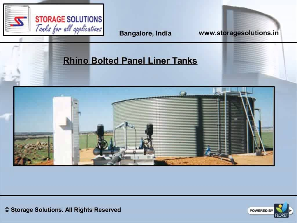 www storagesolutions in - Water Storage Tank Distributor in