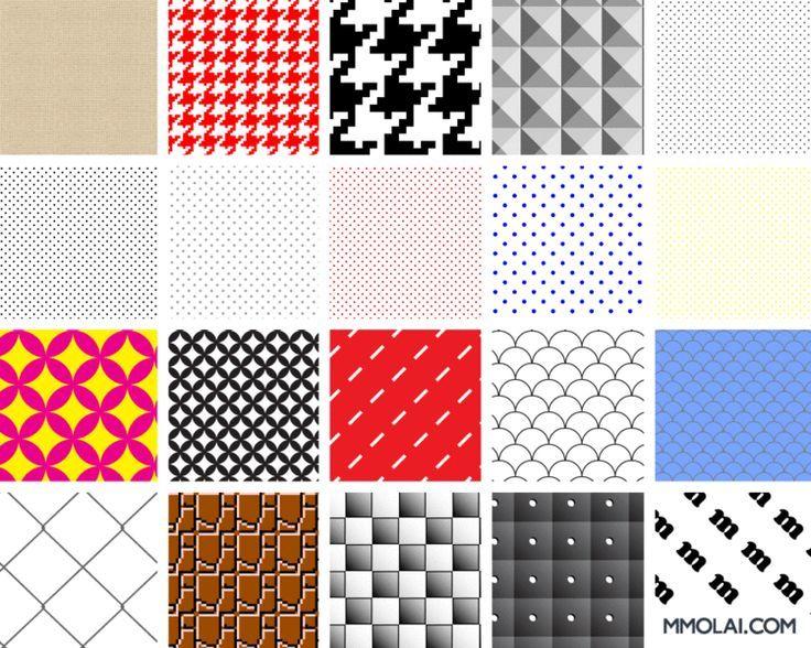 free adobe illustrator pattern swatches
