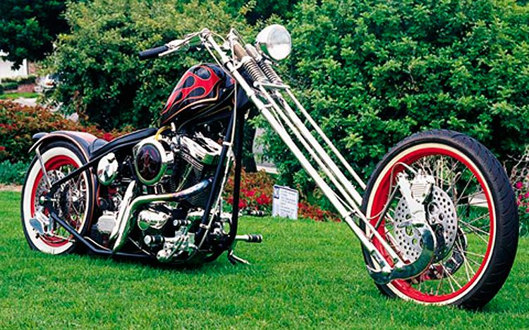 Choppers At Count S Kustoms Las Vegas Custom Motorcycles Bikes