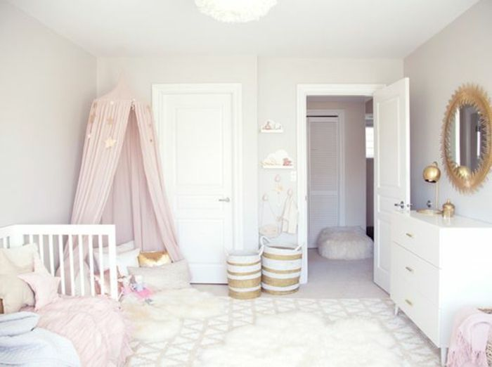 1001 Ideen Fur Babyzimmer Madchen Children Room Kids Bedroom