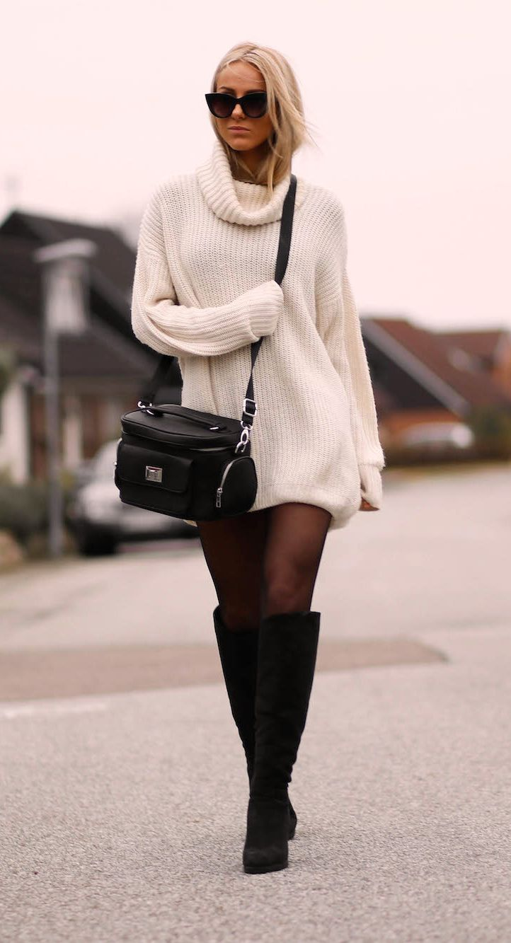 Fashion week How to oversized wear sweaters pinterest for girls