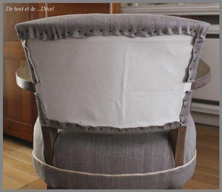 tuto pour fauteuil bridge de tout et de d co sieges pinterest fauteuil fauteuil. Black Bedroom Furniture Sets. Home Design Ideas