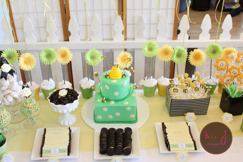 Interesting Baby Shower Decoration Ideas