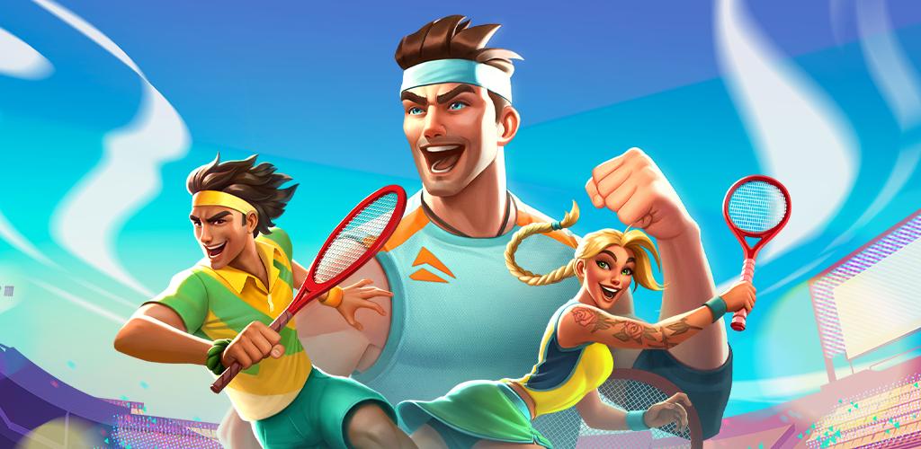 Tennis Clash 3D Sports Free Multiplayer Games kostenlos