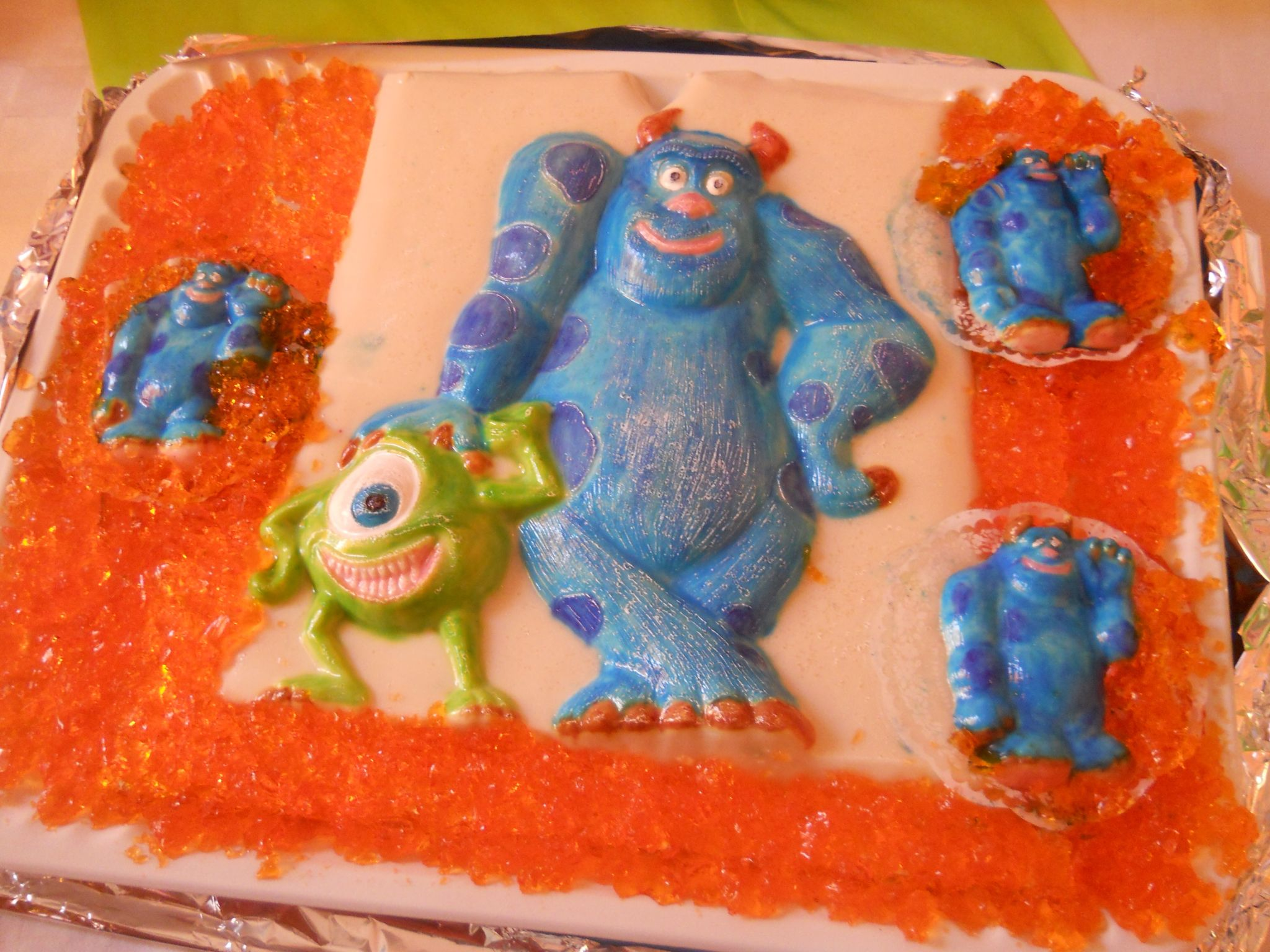 monsters inc toddler bed mattress sully pinterest toddler