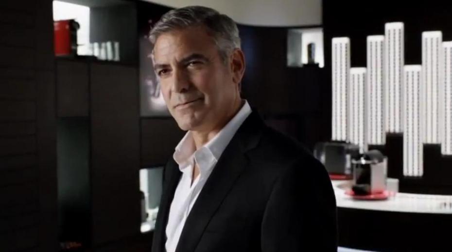 Très George Clooney Nespresso Pub Café Decor | Georges Clooney | Pinterest VX27