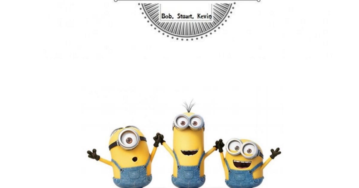 3minions patrones.pdf   crochet   Pinterest   Patrones, Patrones ...