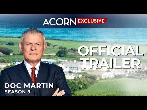 Acorn TV Exclusive | Doc Martin Season 9 Trailer #bluray