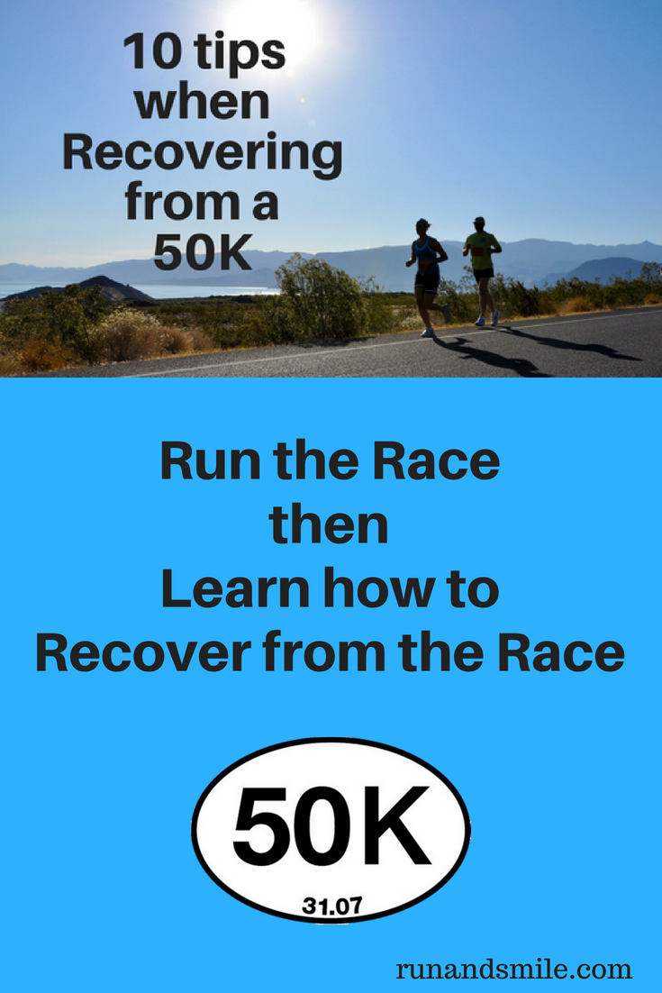 Check Out my 10 Recover Tips after a 50K Race | Running