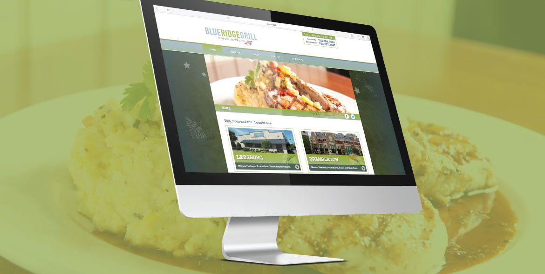 Blue Ridge Grill Restaurant Website Www Brgrill Com Restaurant Website Grill Restaurant Blue Ridge