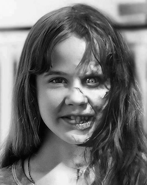 Something Linda blair born innocent shower with you