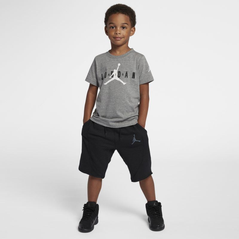 08e9473bb9796a Air Jordan Jumpman Younger Kids T-Shirt - Grey