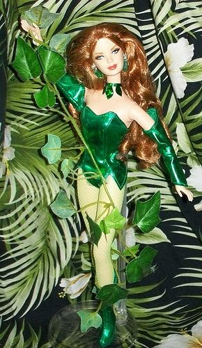 2005 Barbie as Poison Ivy | Flickr - Photo Sharing!