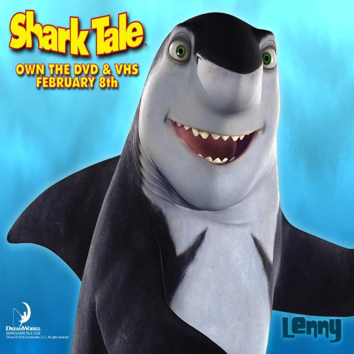 All Shark tale movie porn easier