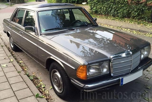 Oldtimer Mercedes Benz 230 E W 123 Zum Mieten Mercedes Benz