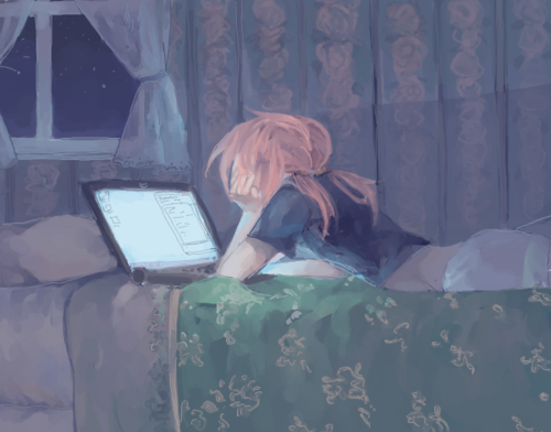 Wanna Do This At Home While Chatting D Art Anime Images Art