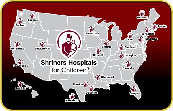 Resultado de imagen para Shriners Hospital