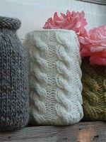 cache pot en tricot original crochet amigurumi pinterest tricot laine et. Black Bedroom Furniture Sets. Home Design Ideas