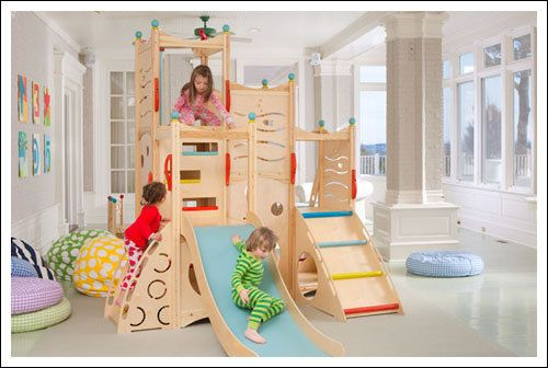 CedarWorks Indoor Play Sets, Climbers, And Indoor Slides Can Be  Custom Designed For Your Playroom Or Childu0027s Bedroom