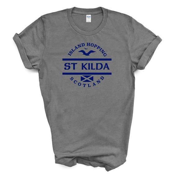 St Kilda tshirt/Outer Hebrides/sailing Scotland/UNESCO World Heritage Site/birdwatching Scotland/seabirds Scotland/Scottish tshirt/islands #outerhebrides