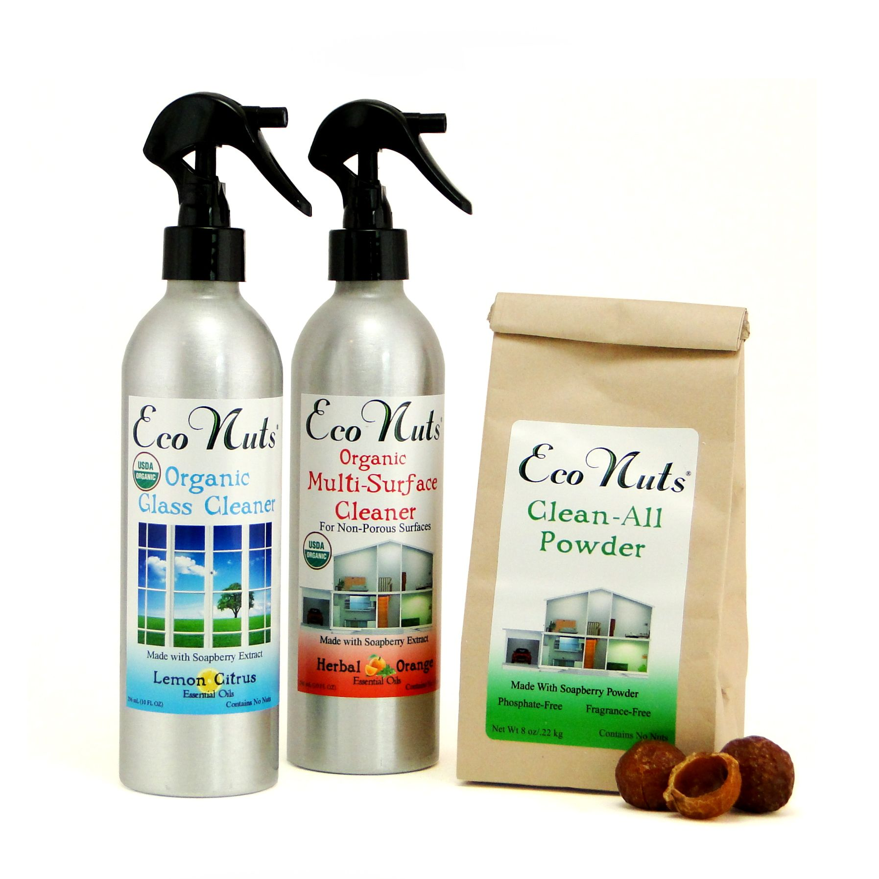 Eco Nuts Cleaners Organic Cleaning Products Soap Nuts Laundry