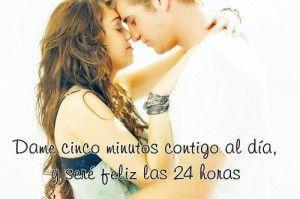dame cinco minutos al dia y sere feliz | imagenes de amor - http://imagenesdeamorr.com/dame-cinco-minutos-al-dia-y-sere-feliz-imagenes-de-amor/