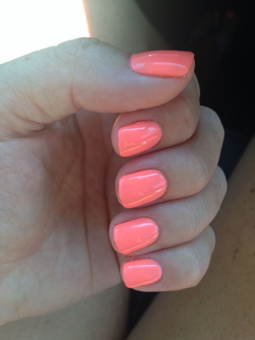 I M Brighter Than You Gelish 105 With Images Sns Nails Colors