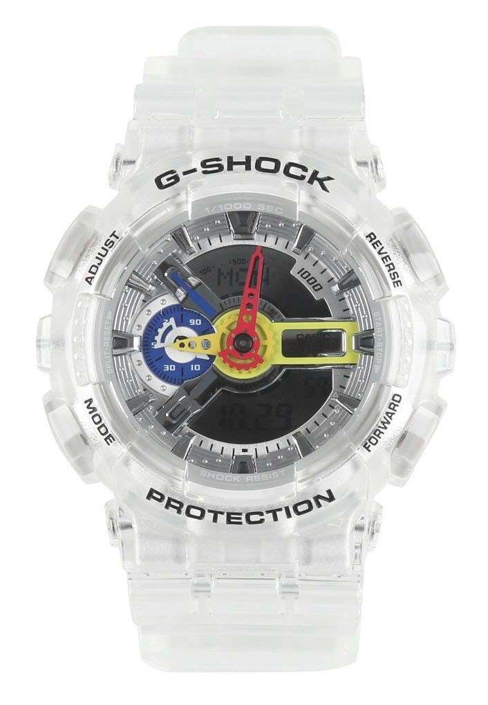 4aeafd14dde A AP Ferg x G-Shock GA-110FRG-7AER Collaboration Watch 2018 ...