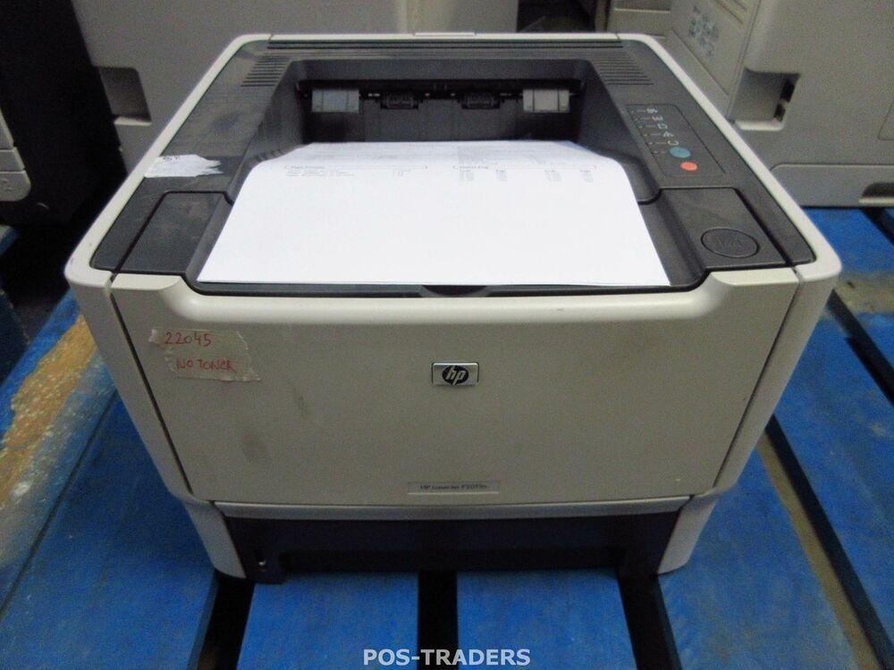 eBay #Sponsored HP LaserJet P2015n Workgroup Laser Printer CB449A
