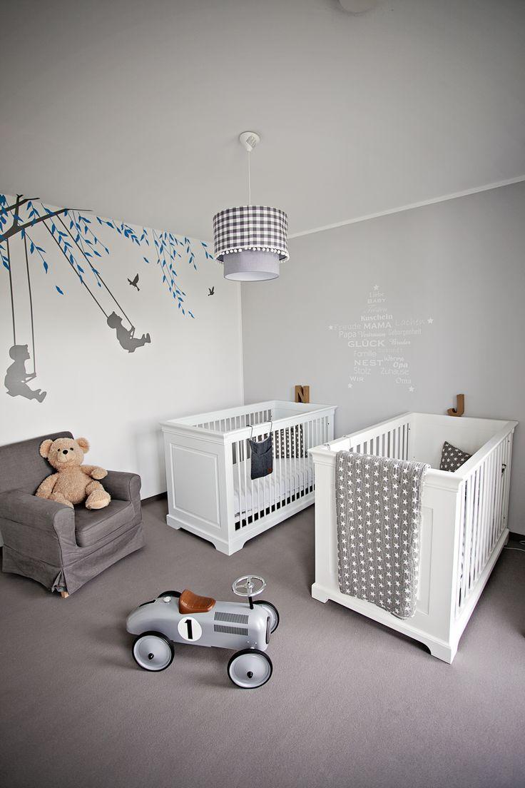 hier schlafen zwillinge twins pinterest kinder. Black Bedroom Furniture Sets. Home Design Ideas