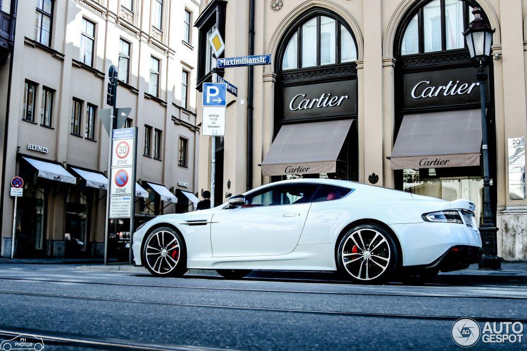 Xherdan Shaqiri Aston Martin Dbs Carbon Autos
