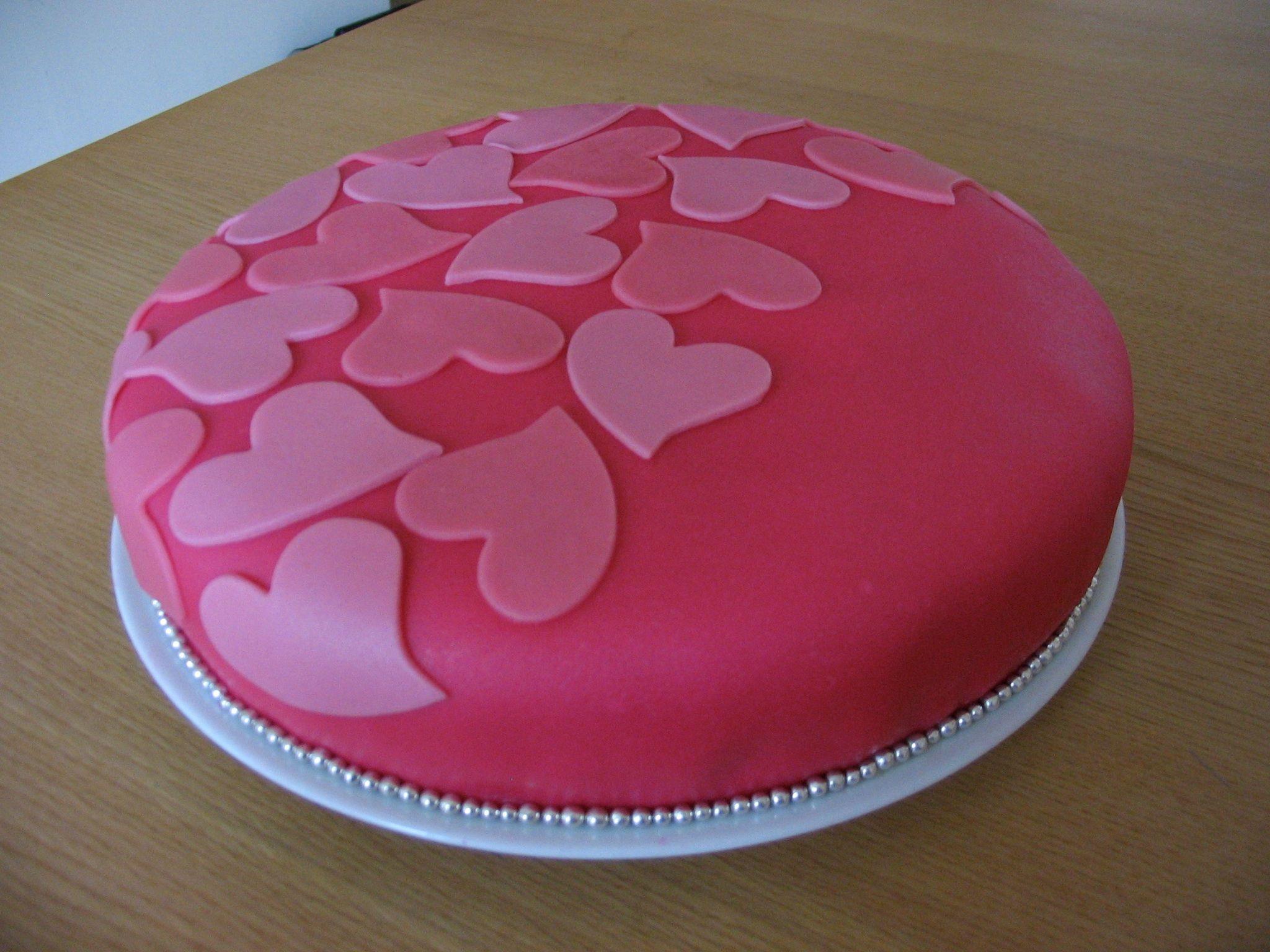 Birthday cake motherinlaw Cake decorations Pinterest