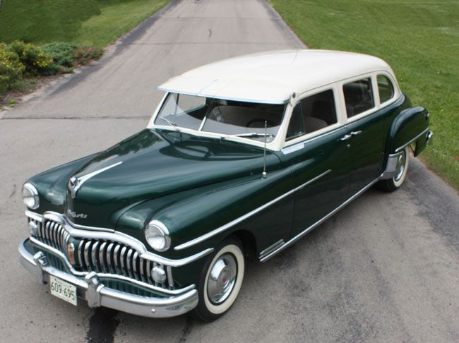Car Of The Week 1950 De Soto Custom Sedan Classic Cars Trucks Vintage Trucks Desoto Cars