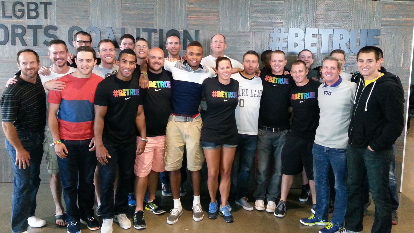 GO! Athletes builds support network of LGBT high school & college athletes