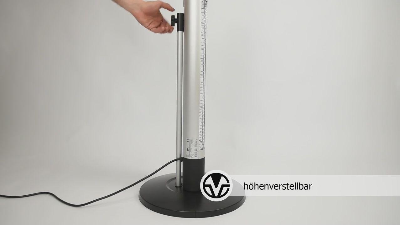 Infrarotstrahler Heizstrahler Veito Ch 1800 Re Infrarotstrahler Strahler Heizstrahler