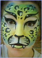 Lime leopard by YellowZebra
