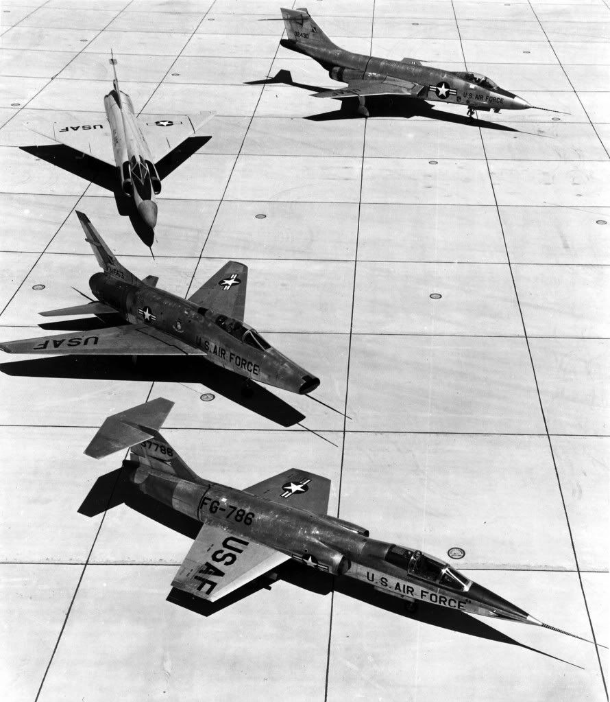 Cold War Usaf Fighters Us Military Aircraft Fighter Aircraft Fighter Jets
