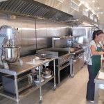 Commercial Kitchen For Rent Hac0 Com Restaurant Kitchen Design Kitchen Layout Commercial Kitchen Design