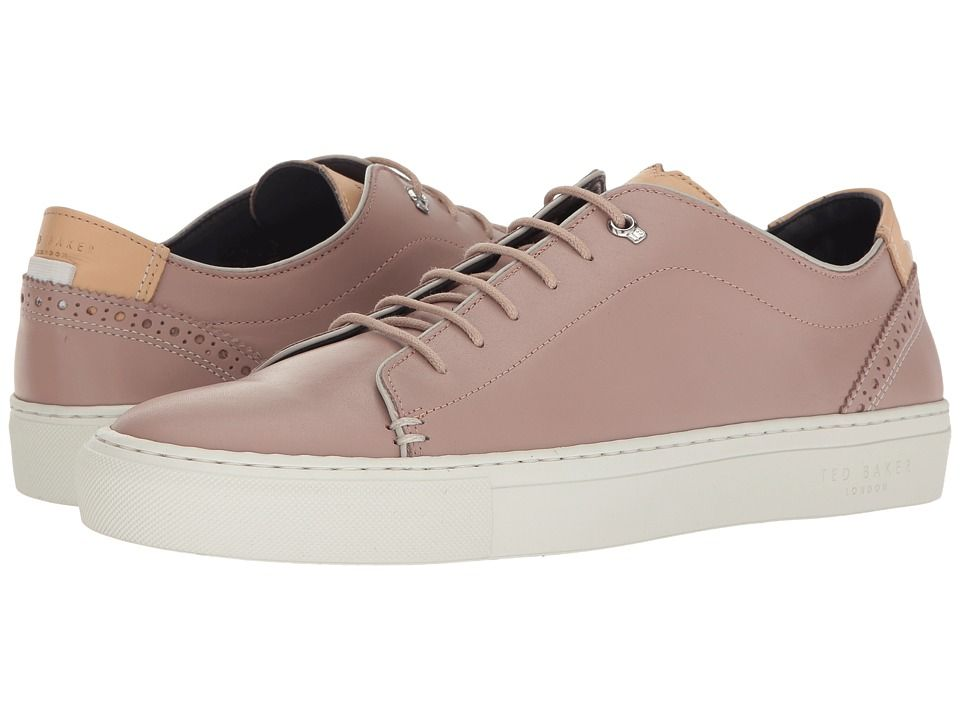 f180240cdd0b TED BAKER TED BAKER - KIING (LIGHT PINK LEATHER) MEN S SHOES.  tedbaker   shoes