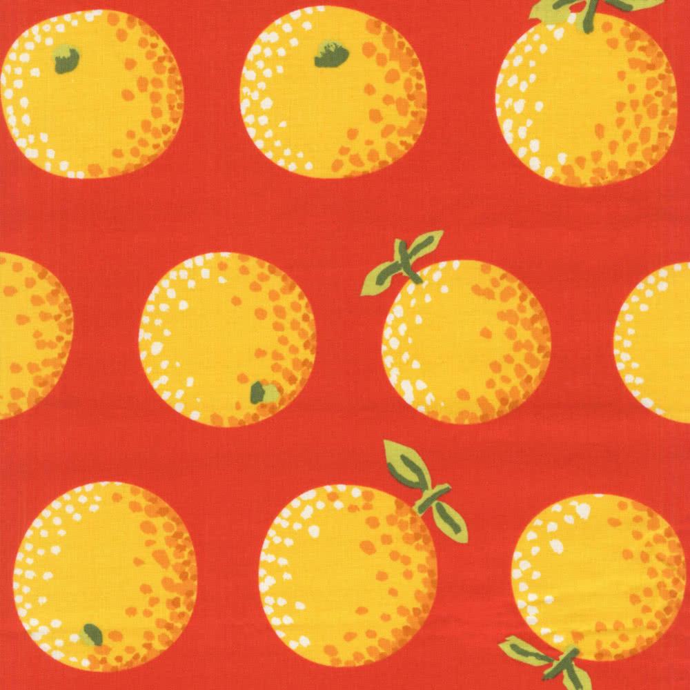 Free Spirit Fabrics Kaffe Collective February 2020 Oranges