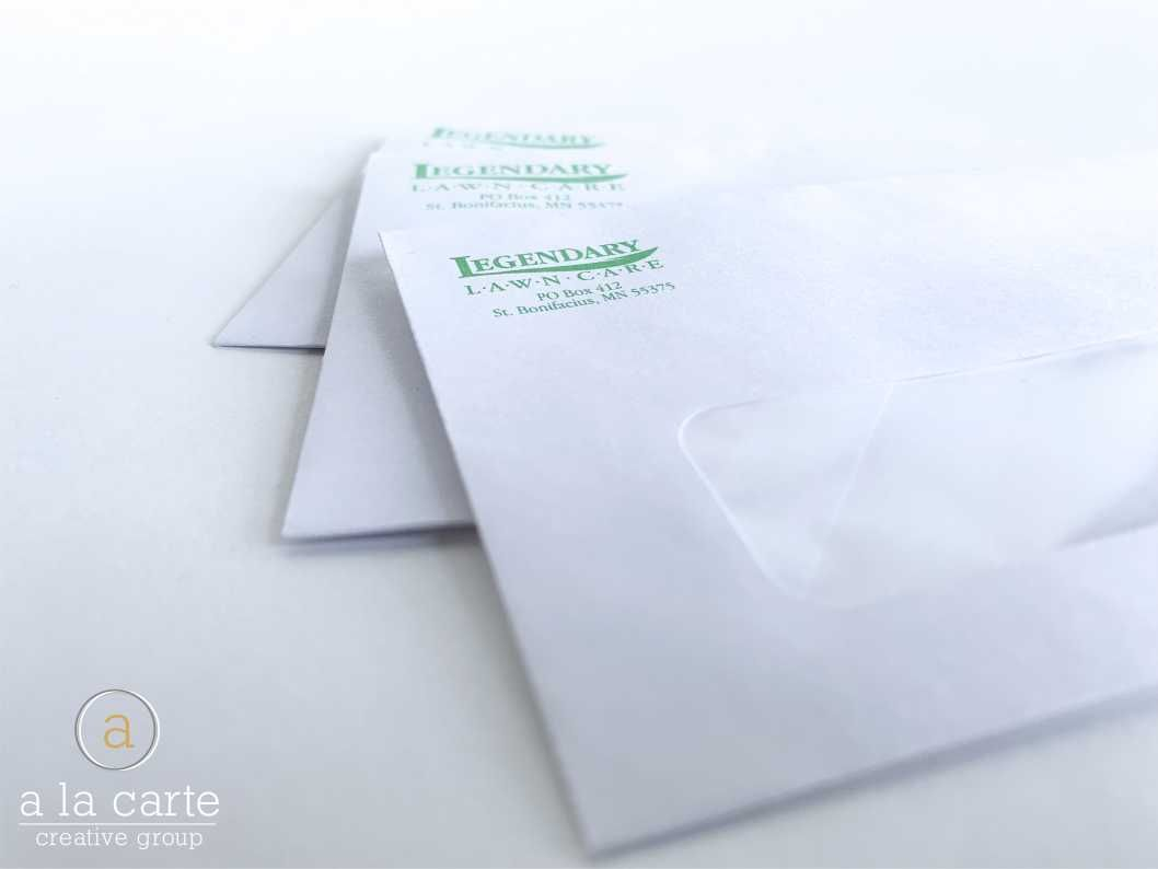 Want To Look Professional We Can Design And Print Custom Envelopes Alacartecreativegroup Alccg Apparel Lo Custom Envelopes Creative Packaging Creative