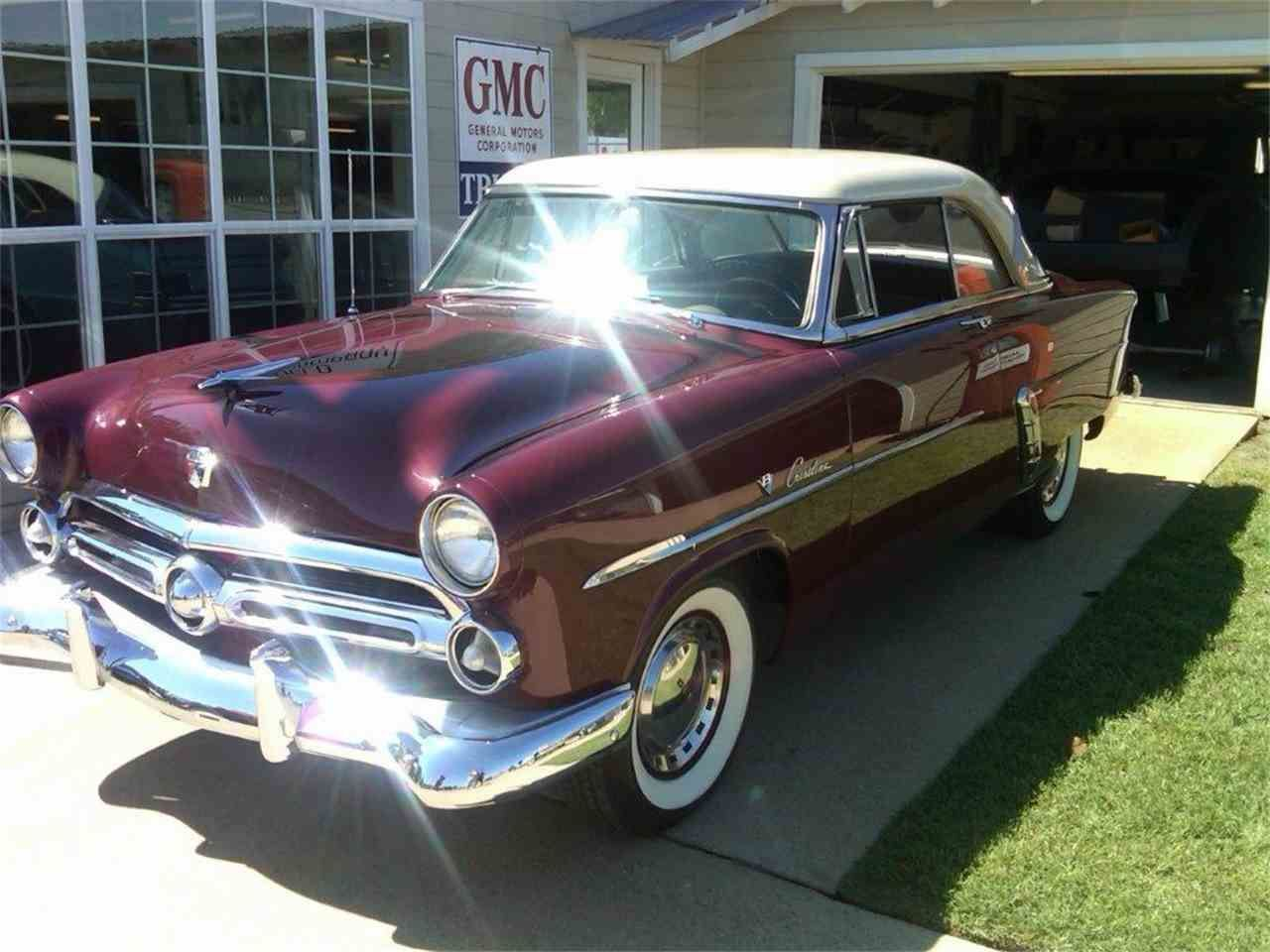 New Car. Old Car: 1952 Ford Victoria | https://newcaroldcar.blogspot ...