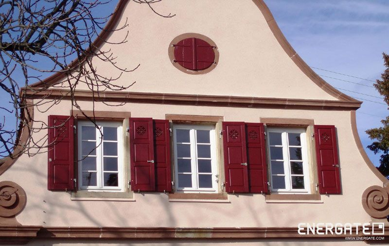 H Window Introduces ENERGATE: Windows and Doors for Passive House Building: Vinyl Line 843