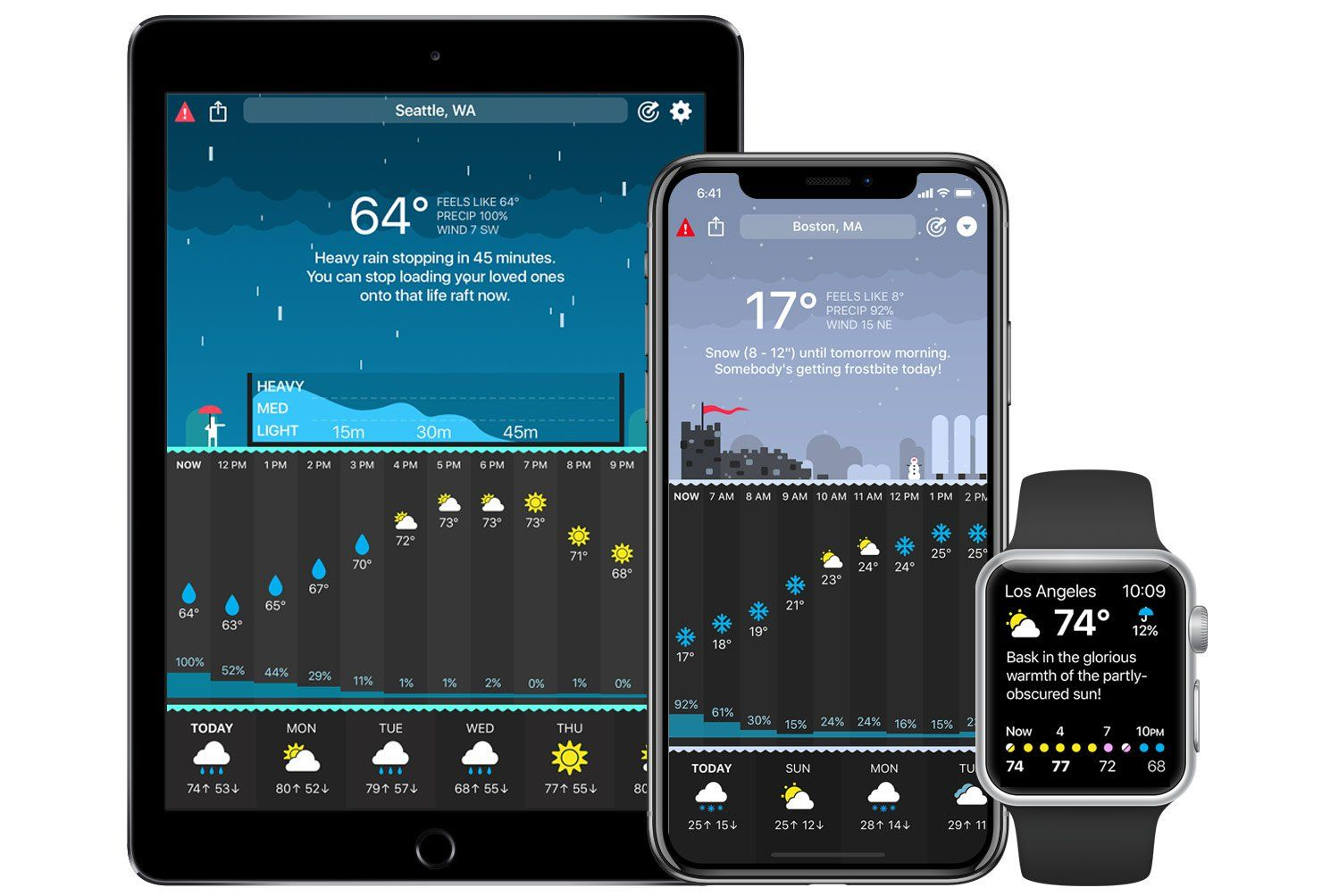 Carrot Weather Celebrates Valentine's Day With a New