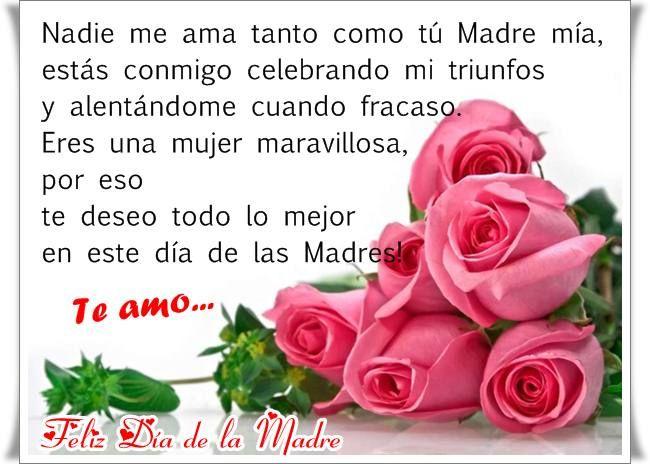 Felicitaciones Día De La Madre Imágenes Del Día De La Madre