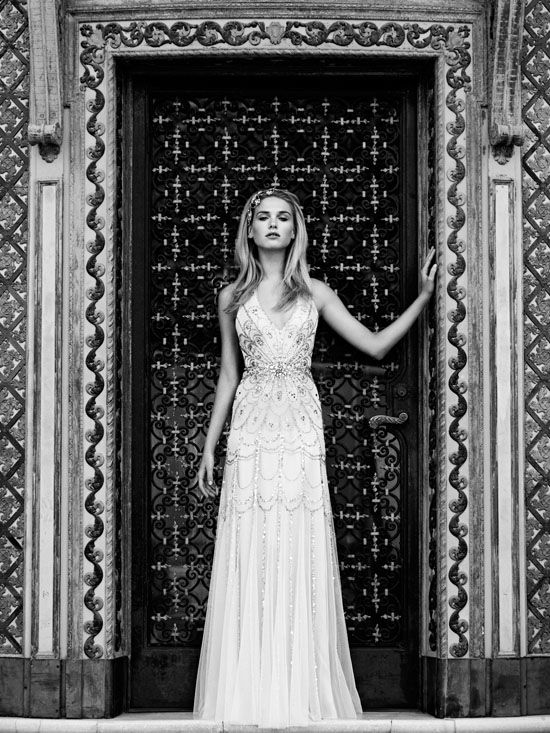 Jenny Packham Spring 2012 Bridal Collection
