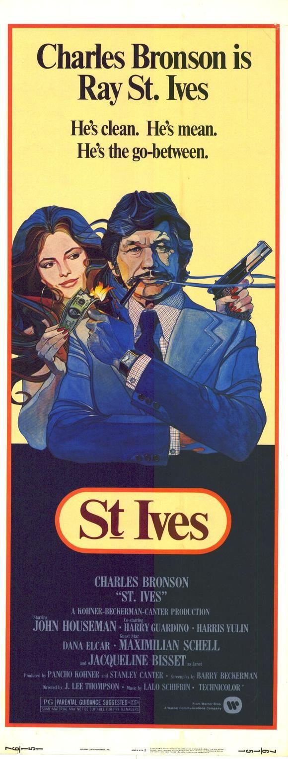 St. Ives film poster