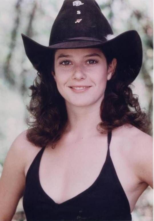 debra winger wonder girl