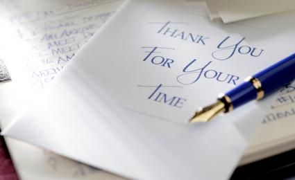 Sample Letter Of Appreciation  Career Leadership And WorkLife